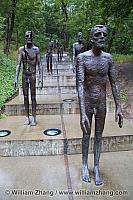 Monument to the Victims of Communism Who Survived