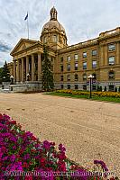 Alberta Legislature Building completed in 1913. Edmonton